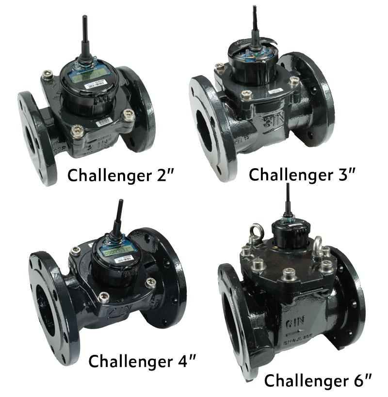Challenger Meters